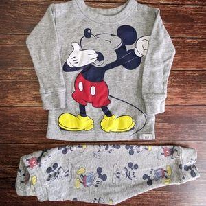 Gap Disney Mickey Mouse Pajamas